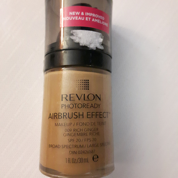 Revlon Other - Revlon Photo Ready Airbrush Effect 009 Rich Ginger